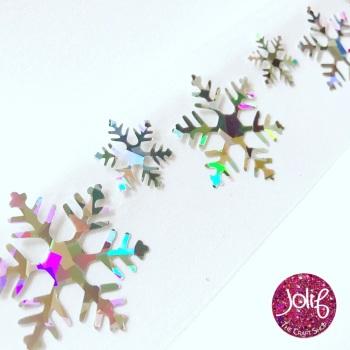 Snowflakes - set of 8
