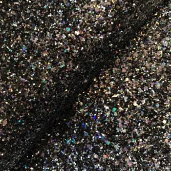 Black Magic! Chunky Glitter