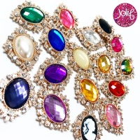 Gemstone Embellishments