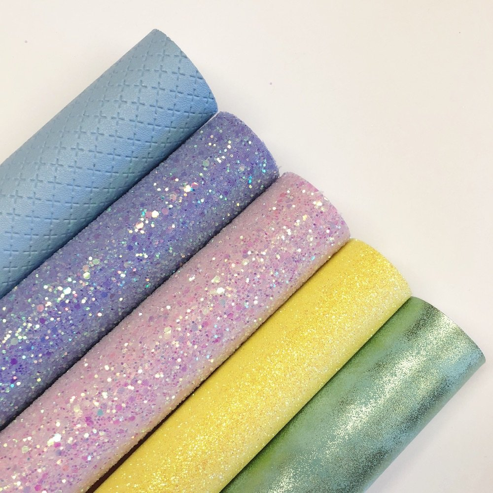 Glitter & Leatherette Collections
