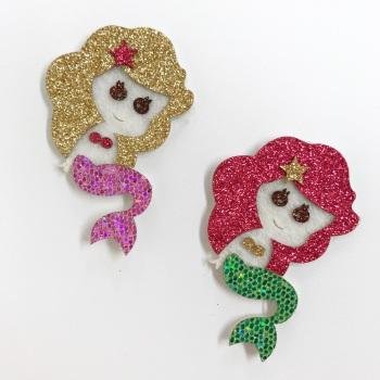 Glitter Mermaids