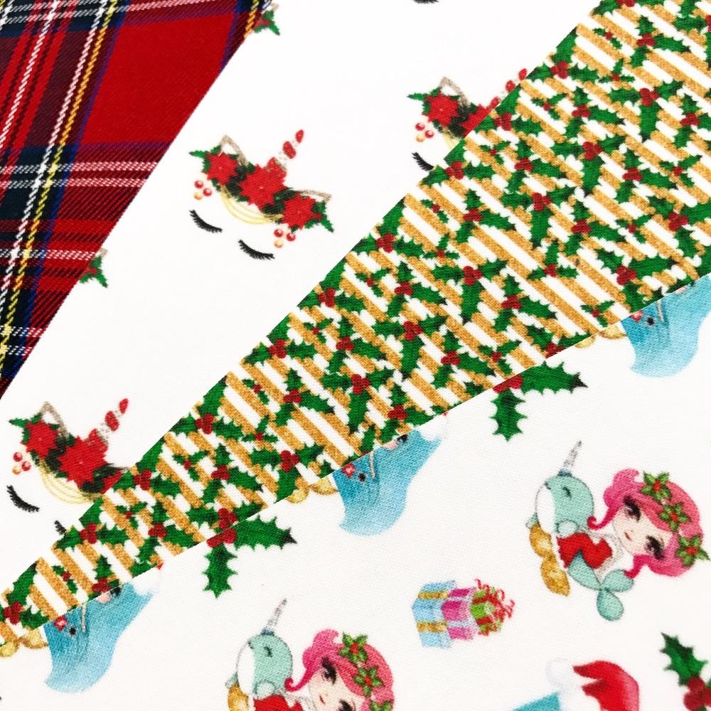 Christmas Felt Fabric