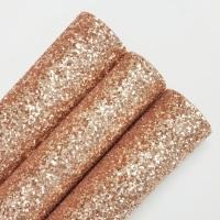 <!--01d-->Rose Gold Chunky Glitter