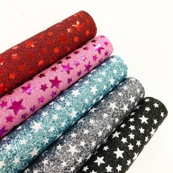 Twinkle Stars Fine Glitter