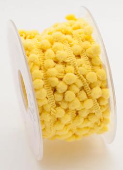 Pom-Pom Trim ~ Lemon