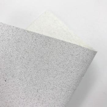 White Granite Glitter Felt