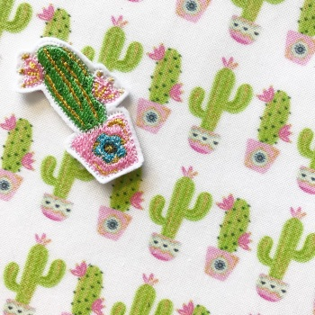 Cute Cactus Felties