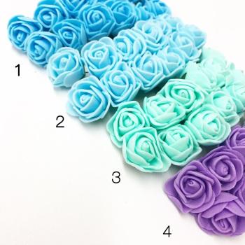 Mini Foam Flowers