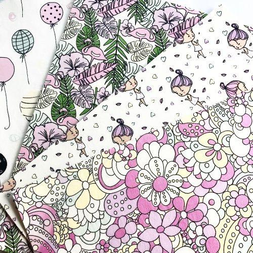 Colour Change Fabric