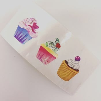Sweet Cupcakes ~ Iron on images