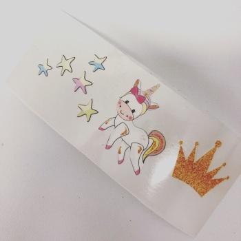 Princess Unicorn ~ Iron on images