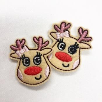 Miss Reindeer ~ Felties