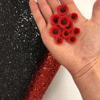 Poppy Embellishments - Smaller Size