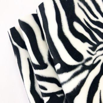 Zebra ~ Soft Plush