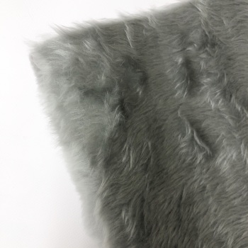 Silver Fox Faux Fur