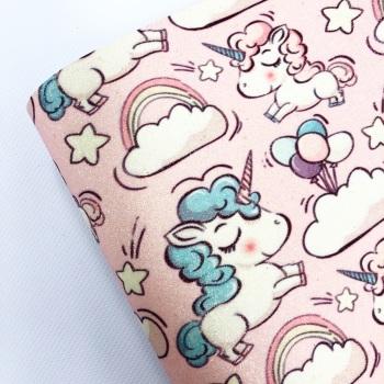 Unicorns in the Clouds ~ Fine Glitter
