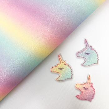 Over the Rainbow Unicorns ~ Felties
