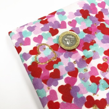 Confetti Hearts ~ FBF