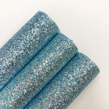 Neon Blue ~ Fine Glitter
