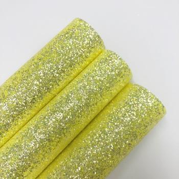 Neon Yellow ~ Fine Glitter