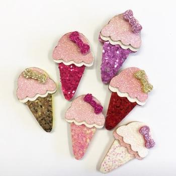 Glitter ice-Creams