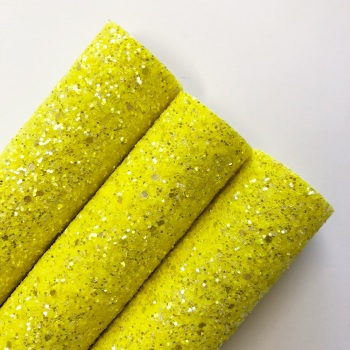 Pineapple Crush Chunky Glitter