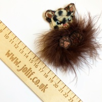 Lilly Leopard ~ Fur Babies