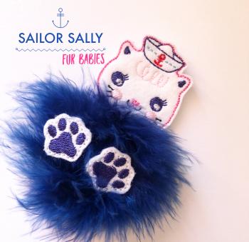 Sailor Sally Fur Babies