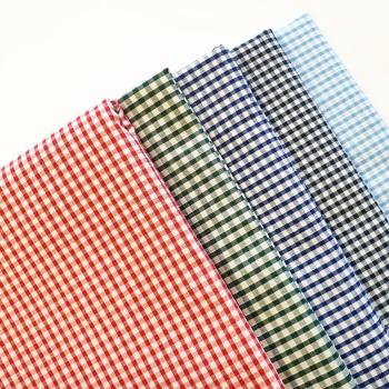 Mini Gingham Fabric Felt