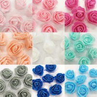 Tulle Roses