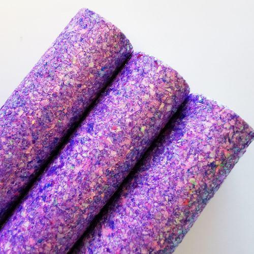 Purple Glitter Dust