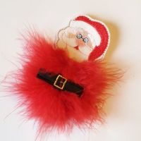 Santa Fur Baby