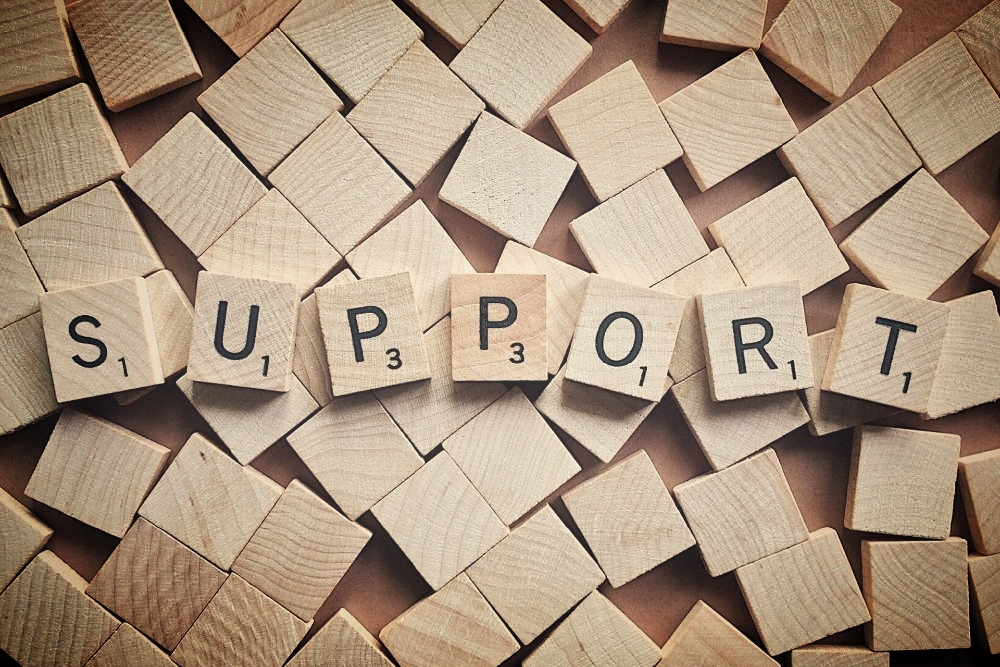 Support - subscriptions