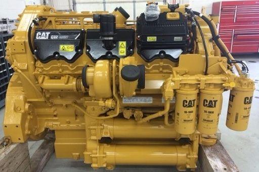 CAT C32 854K ACERT