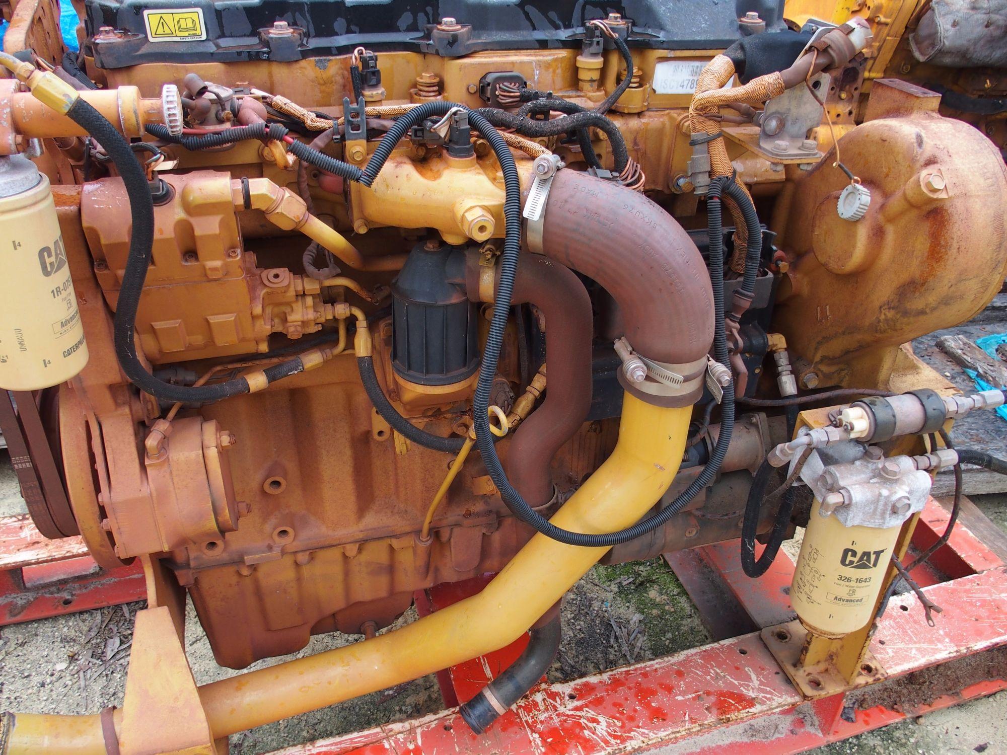 Caterpillar® C9 Core Engines For Sale Australia and