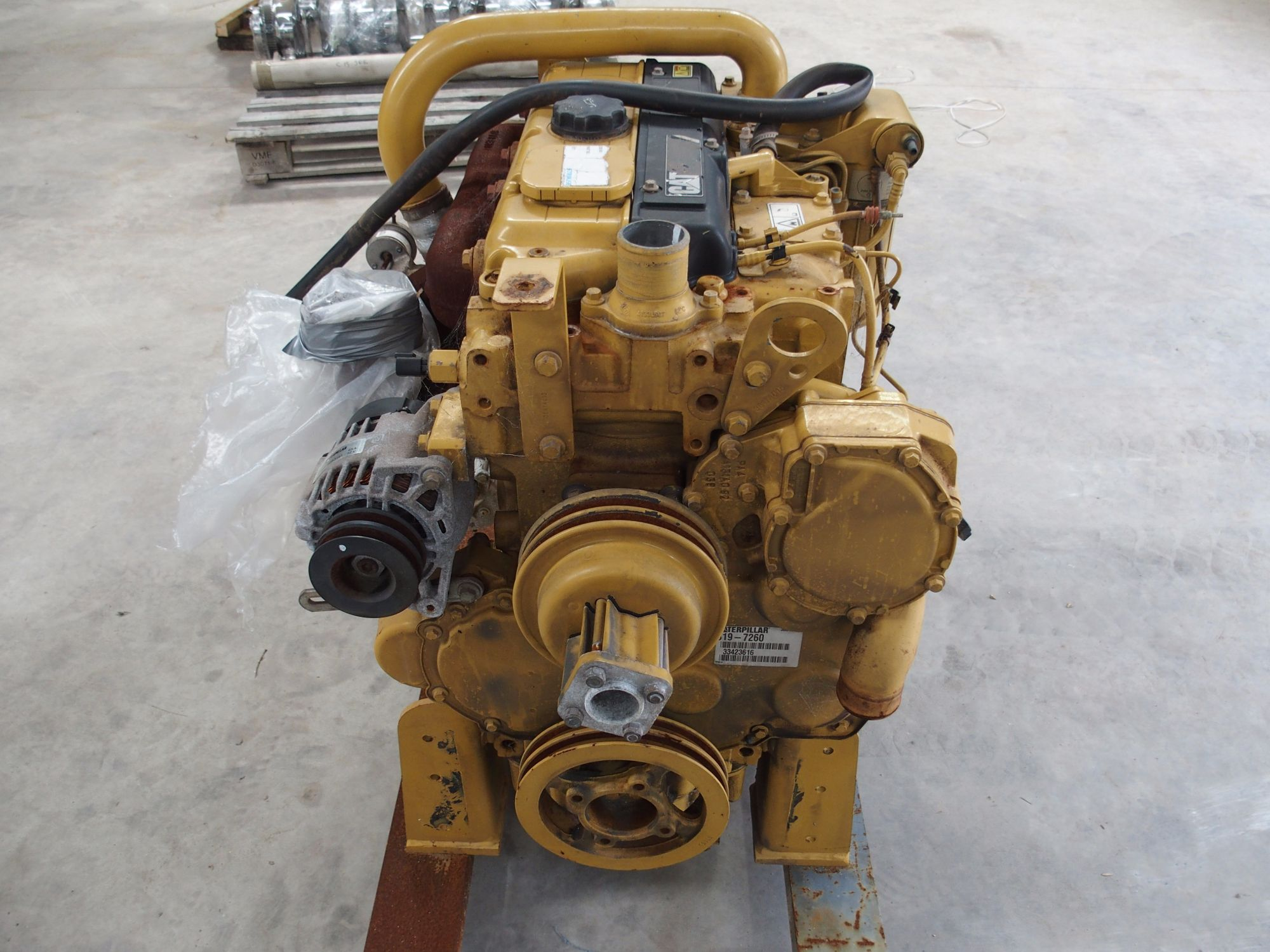 CAT 3054 4.4 L Core Engine 3