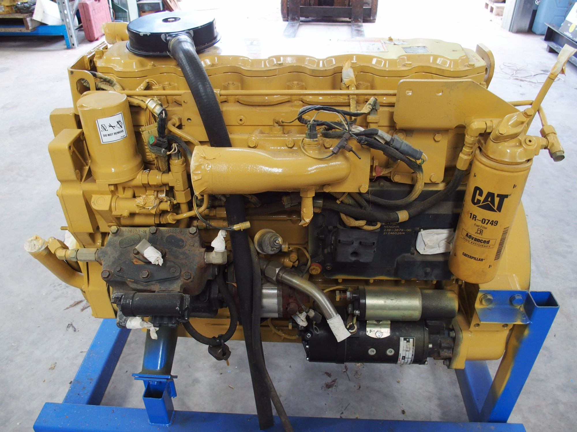 CAT 3126 REMAN Engine 1