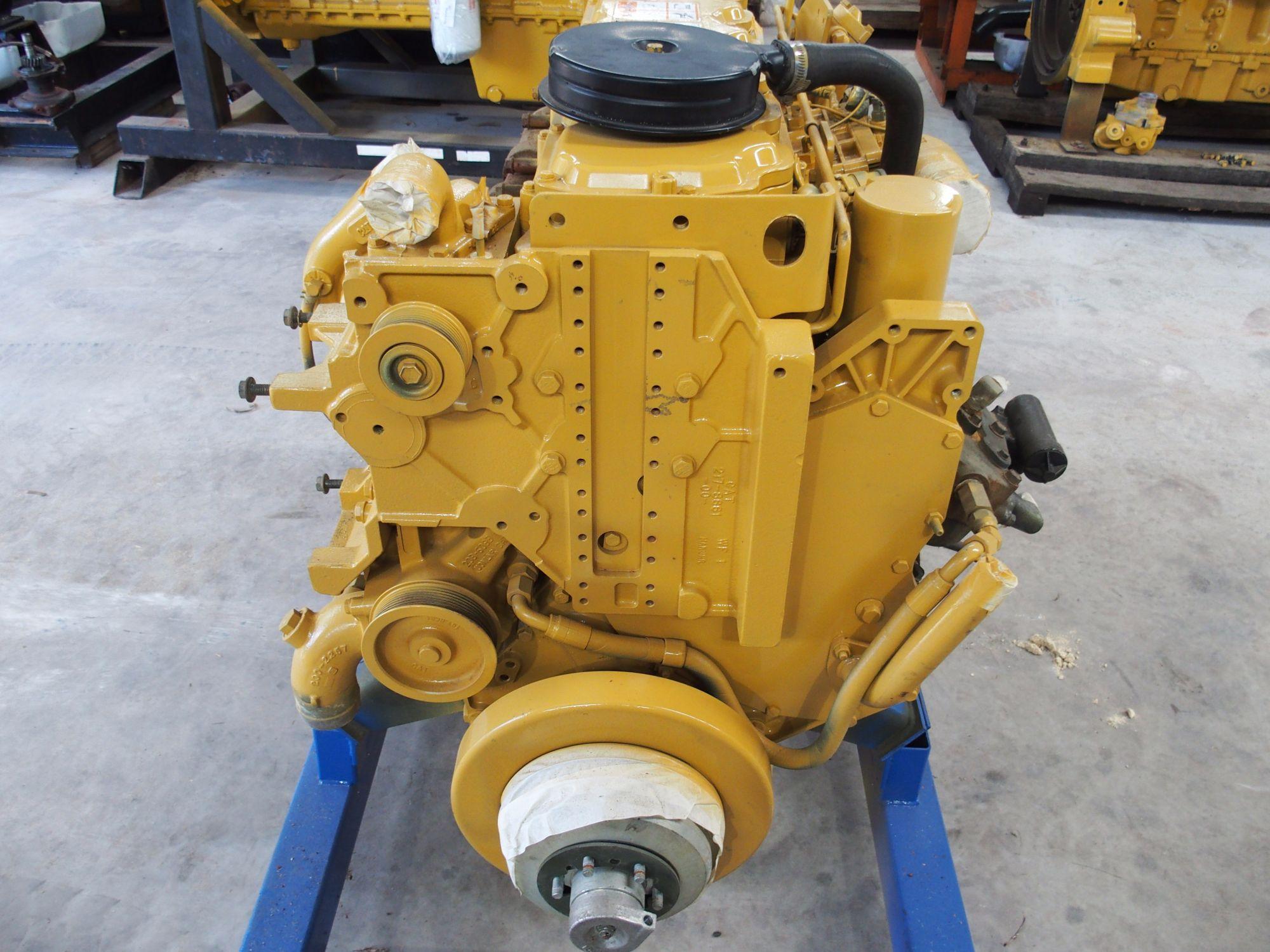 CAT 3126 REMAN Engine 2