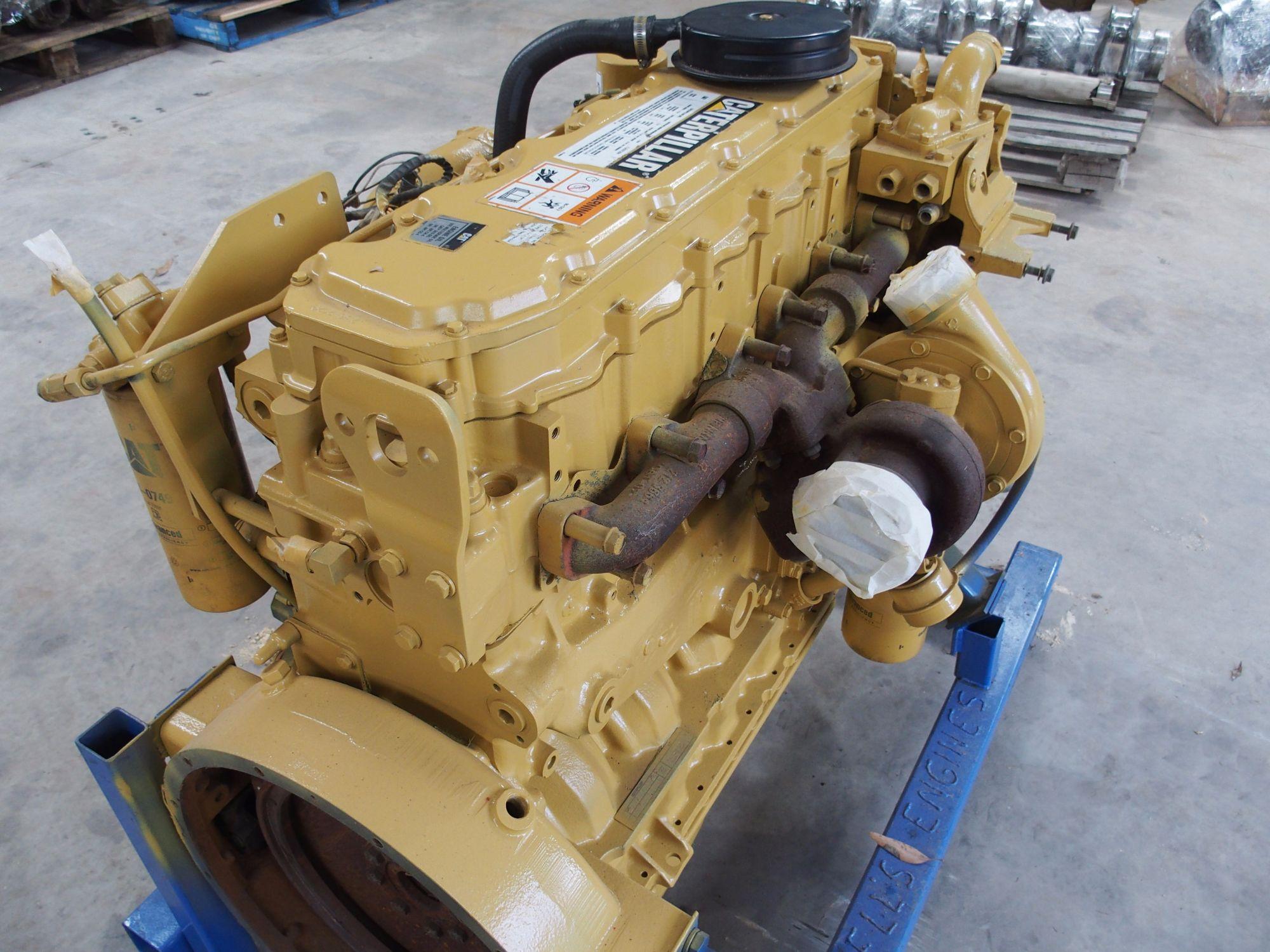 CAT 3126 REMAN Engine 3