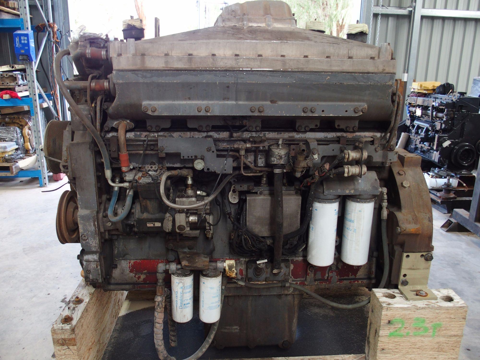 Cummins QSK19 700 BHP Core Engine 1