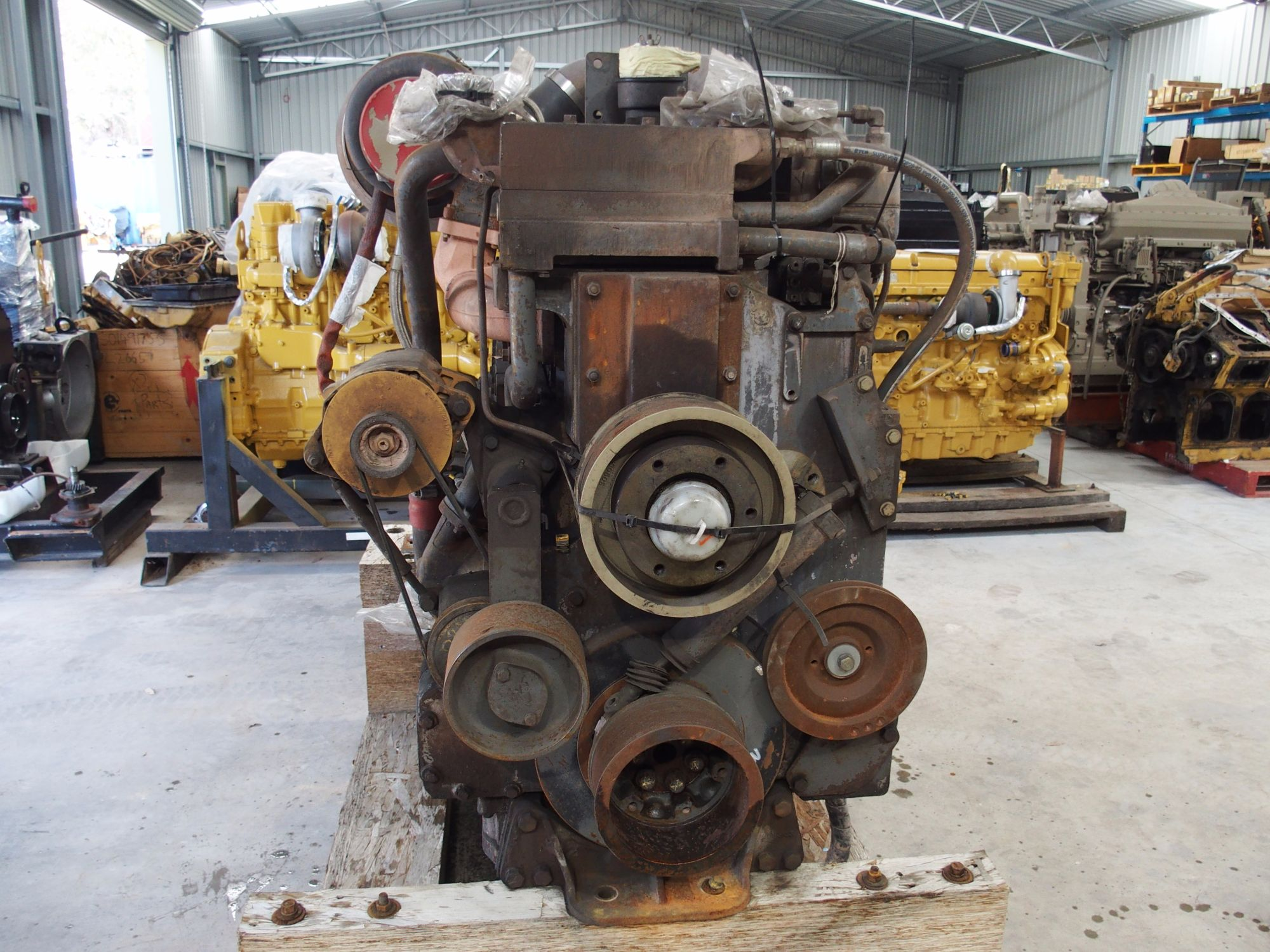 Cummins QSK19 700 BHP Core Engine 2