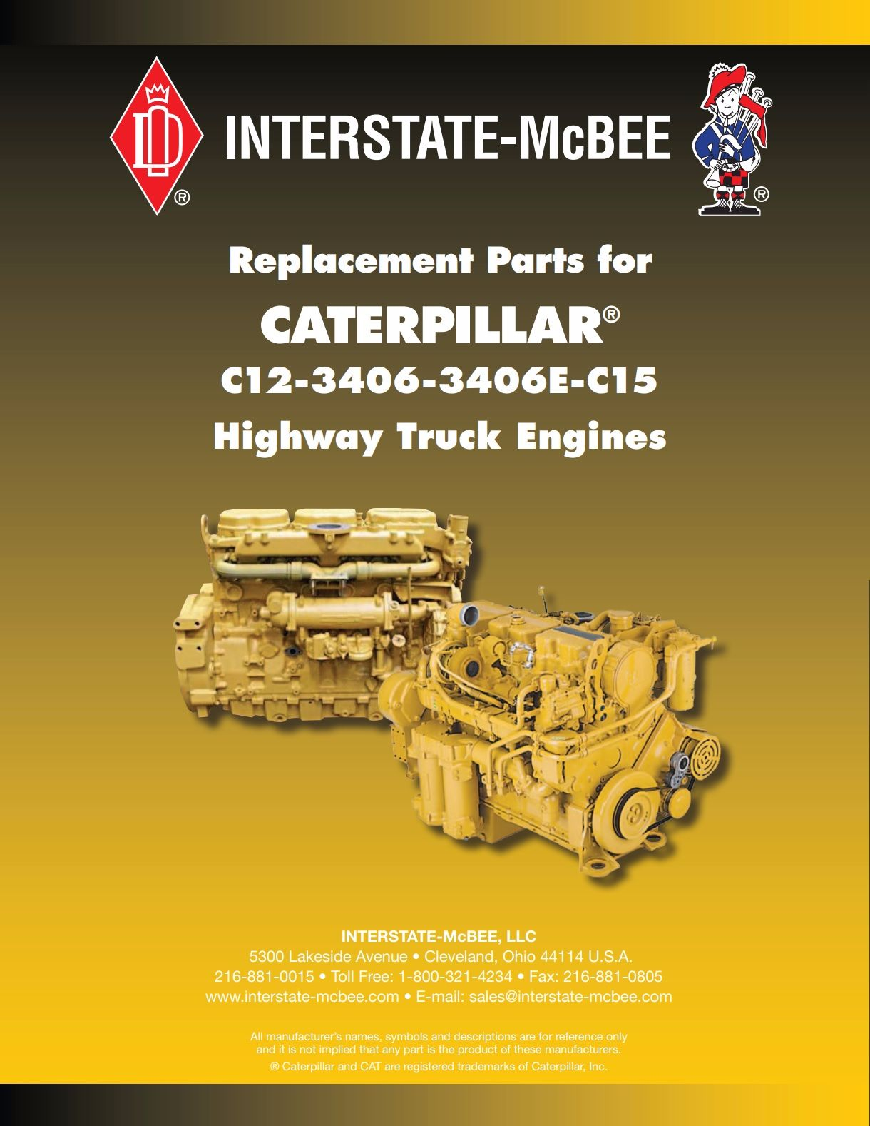 Caterpillar® & Cummins® Engine Parts Catalogue | CAT