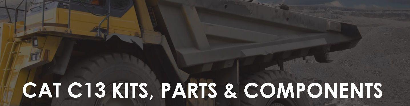 Caterpillar® C13 Engine Parts Australia | CAT® C13 Engine