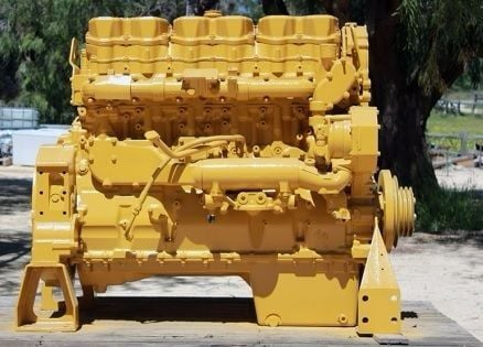 CAT® 374D Excavator Engines C15 Remanufactured