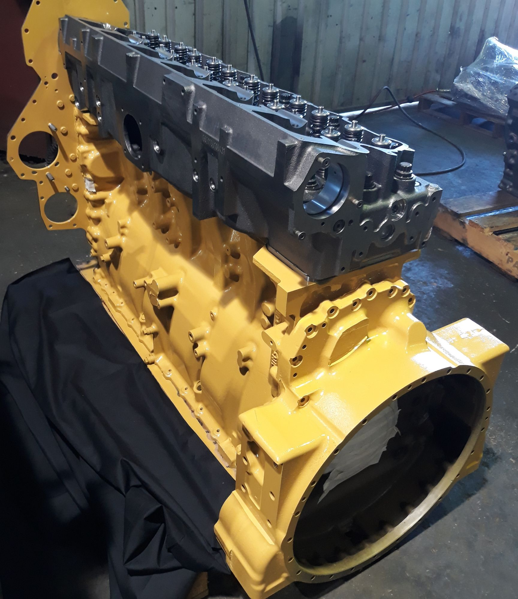 CAT C15 740B Engines For Sale Long Blocks