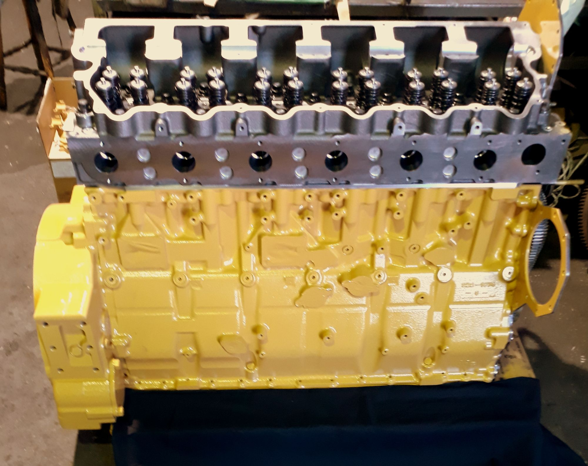 CAT C15 Long Block Engines For Sale Australia