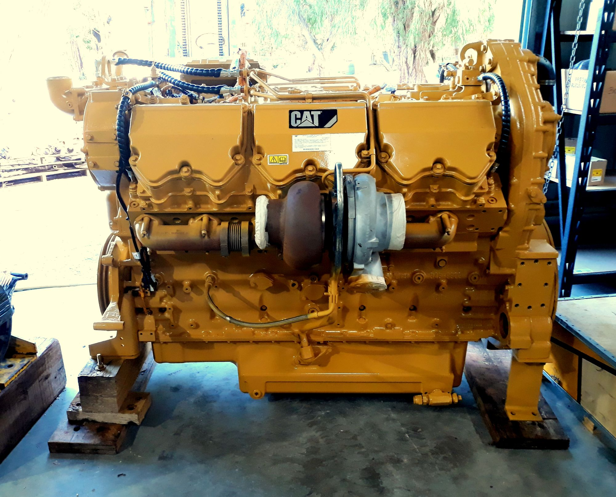 Caterpillar C27 Engine Remanufacturers Australia