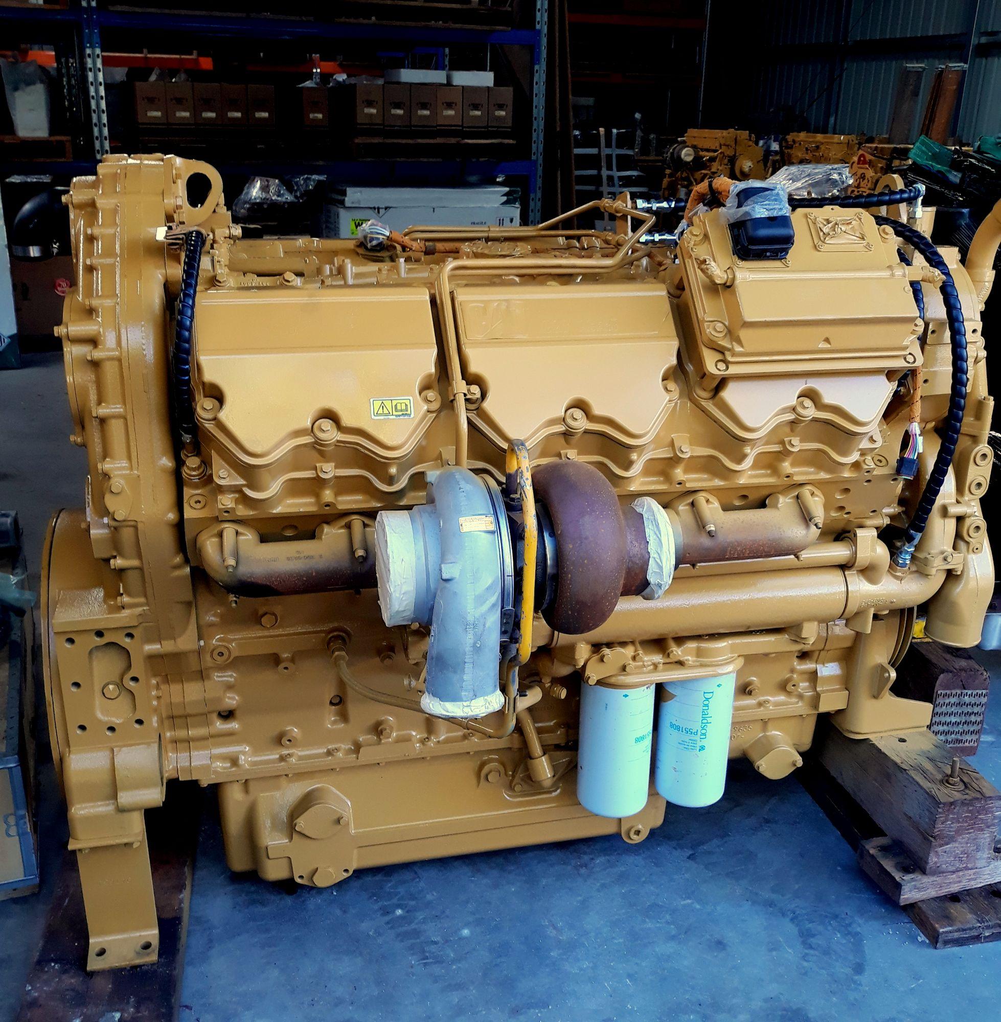 Reconditioned CAT C27 Engines