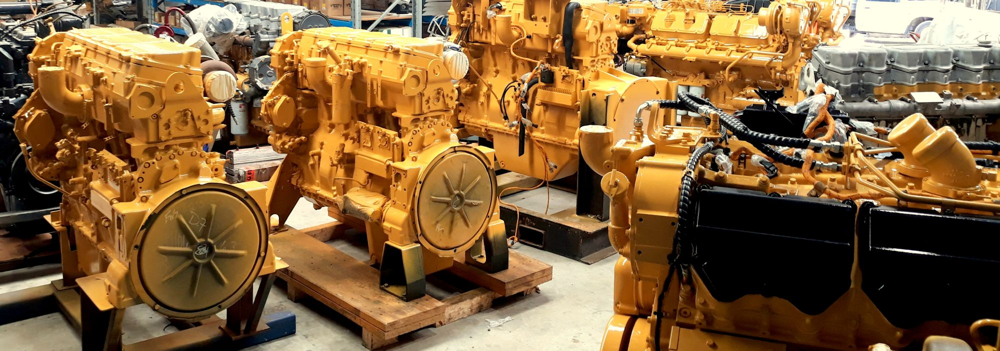 Caterpillar® & Cummins Engine Remanufacturers in Perth, Australia