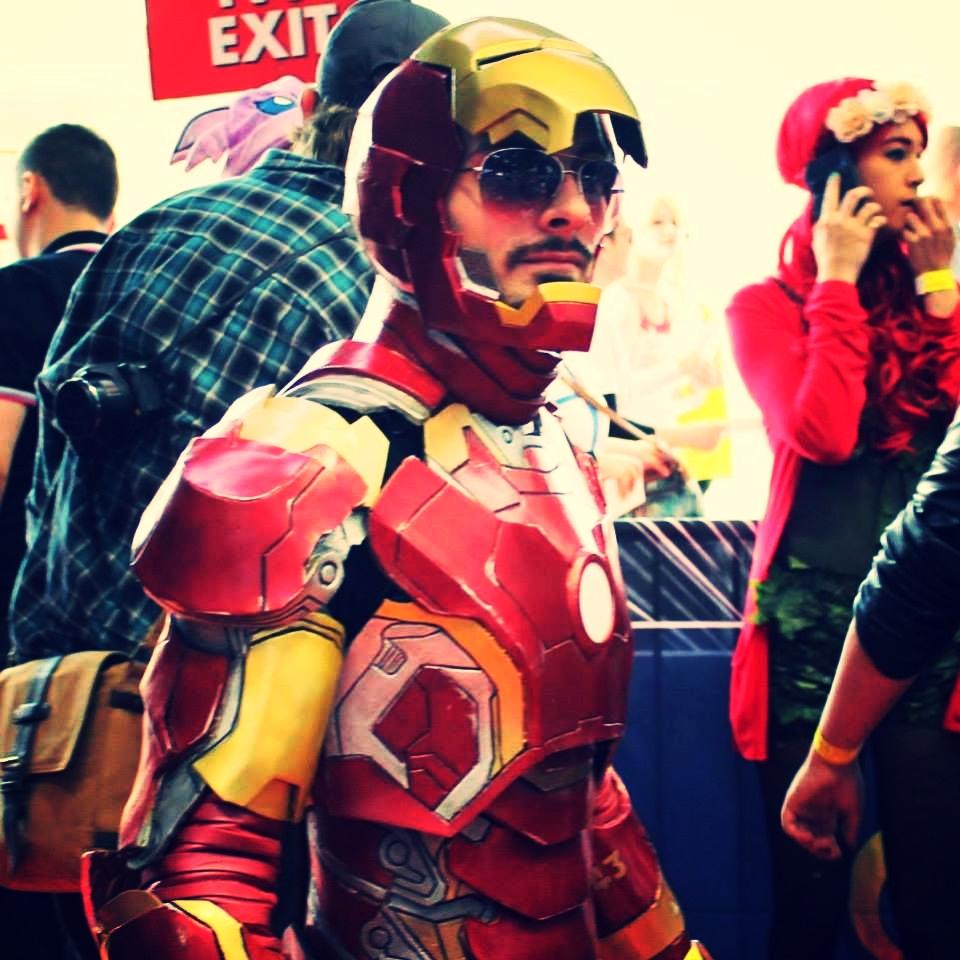 Ironman Cosplay Costume Design UK